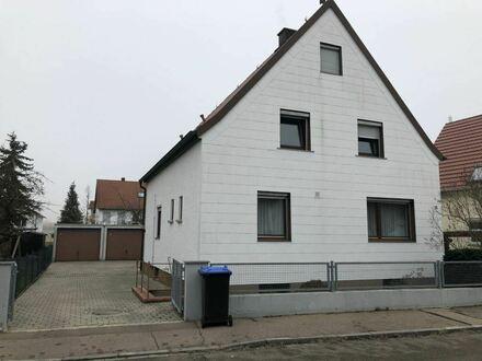 Einfamilienhaus mit 2 Wohnungen (NU-Gerlenhofen)