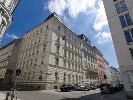 Dachgeschoßmaisonette mit Terrasse im wiener Botschaftsviertel