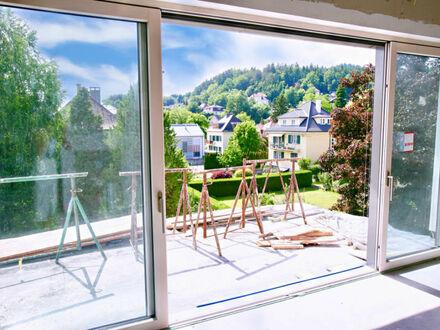 Klagenfurt - St. Martin: *** ERSTBEZUG *** mit dem Lift direkt ins Penthouse