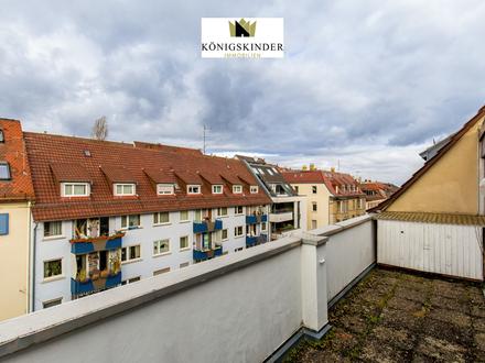 Penthouse als Silent-Oase mitten in Stuttgart, Aufzug, TG, Top Infrastruktur alles da!
