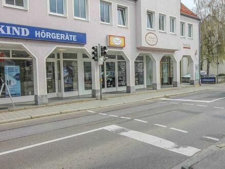 Attraktive Ladeneinheit in Pfaffenhofen