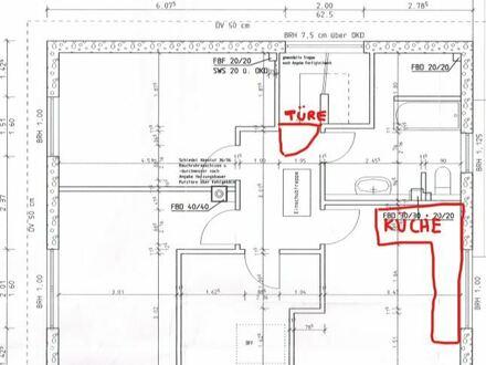 Vermiete ab 01.05.2020 eine 70qm Wohnung, 1. Stock, 3 Zimmer