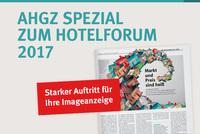 AHGZ-Spezial zum hotelforum 2017