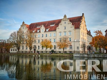 Büro, Praxis- oder Kanzleiräume gesucht ? Gewerbeflächen von 50 m² - 3.000 m² in Landshut