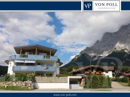 Kapitalanlage nahe der Zugspitze