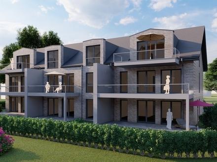 KFW 40 / Neubau / Erstbezug ! 3 Zimmer Dachgeschoss Wohnung mit Gäste WC