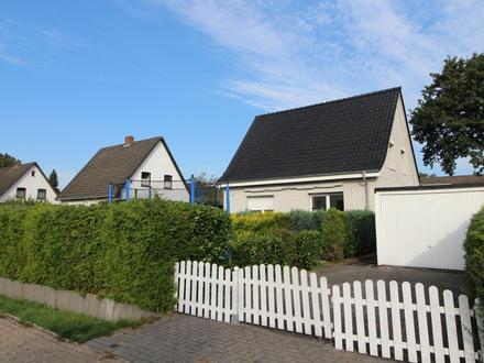 Schönes Einfamilienhaus mit Einliegerwohnung in Krusenbusch!