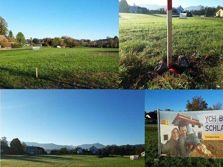 5 sonnige Bauparzellen im Ortsteil Lederau - Marktgemeinde Vorchdorf