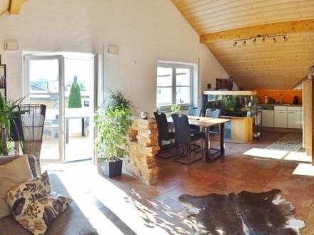**Ein bezauberndes zu Hause... 4-Zi-Wohnung in Niederwinkling zu vermieten**