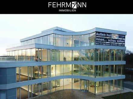 Großzügige, modernst ausgest. Büroflächen im Gewerbegebiet Boschstraße | AMISIA KONTOR Haren (Ems)