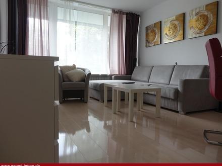Schön geschnittene 3 Zimmer-Wohnung mit Balkon zur Südseite!