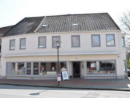 Attraktive Ladenräume im Ortskern von Leck