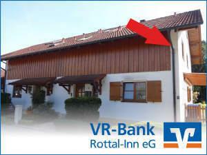Wunderschöne 3-Zimmer Eigentumswohnung mit zusätzl. Wohnraum im Dachgeschoss in Eggenfelden