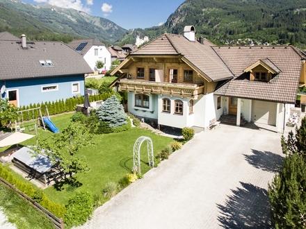 Haus mit Ferienappartment in sonniger Lage von Mauterndorf im Lungau