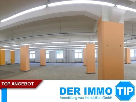 Rund 560 m² individuell nutzbare Gewerbeflächen in Dresden Striesen