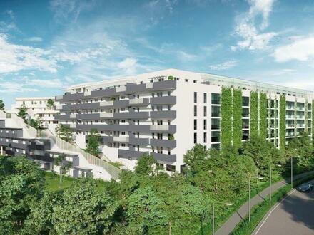 LendLife: Wohnen auf der Parkseite des Lebens! 2-Zimmer-Wohnung mit großem Balkon! Keine Provision!