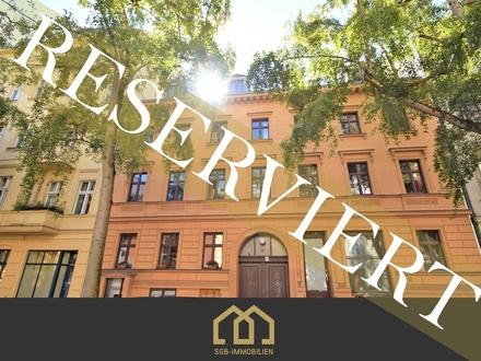 Anlage: Berlin Charlottenburg / Schöne 3-Zimmer-Wohnung mit Balkon in begehrter Lage