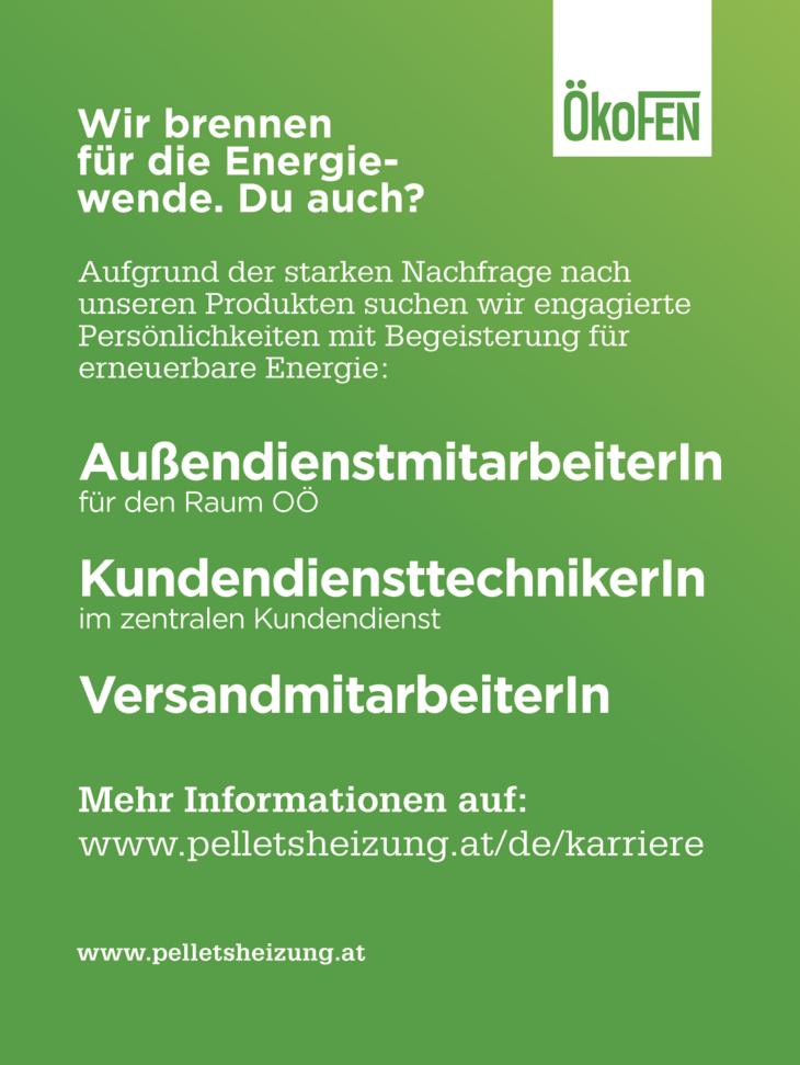 Wir brennen für die Energiewende. Du auch?