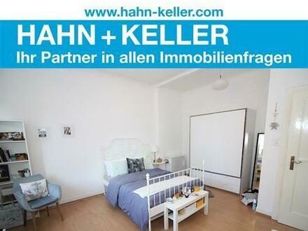 Eigennutzer oder Kapitalanleger! 3-Zimmer-Altbauwohnung in S-Ost!