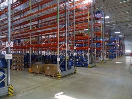 PROVISIONSFREI + + Modernes Logistikzentrum - 24/7-Nutzung