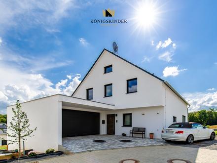 Architektenhaus im Bauhausstil für gehobene Ansprüche in unverbaubarer Aussichtslage