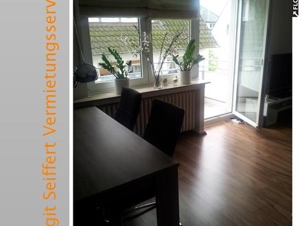 Schicke 2-Zimmer-Wohnung mit Balkon Nähe Kurpark