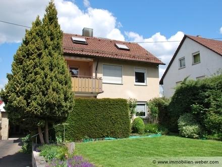 Freist. Einfamilienhaus mit herrlichem Garten in Bonlanden