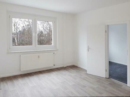 1-Raum-Wohnung in der 1. Etage