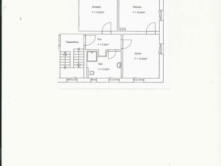 2 Zimmer Wohnung zu vermieten