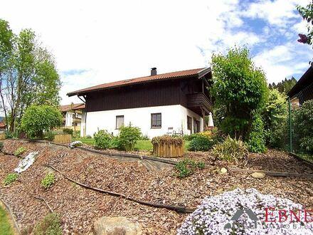 Einfamilienhaus in der Gemeinde Drachselsried