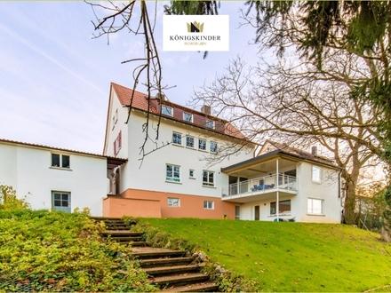 Attraktives 1-3-Familienhaus mit großzügigem Grundstück in ruhiger Lage von Schorndorf