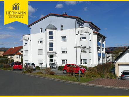 Schöne 2-Zi-Seniorenwohnung in betreuter Wohnanlage in Wächtersbach