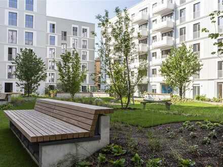 Komfortable 3-Zimmer-Wohnung mit Balkon und Wannenbad