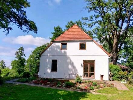 Repräsentatives Einfamilienwohnhaus mit großem Garten im schönen Bremen-Borgfeld