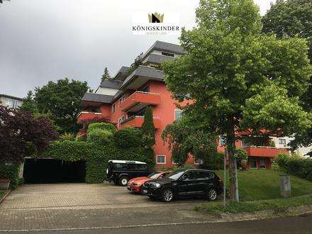 Gepflegte und renovierte 2-Zimmerwohnung in ruhigem Wohngebiet