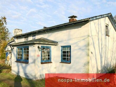 Kleines Wohnhaus mit Renovierungsstau in ruhiger Lage auf dem Land!