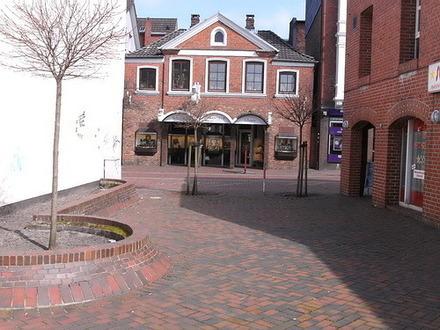 Ladenlokal in der Fußgängerzone