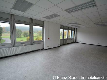 Bürogebäude mit Produktions- oder Lagerhalle in Kleinwallstadt