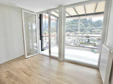 Wolfsberg - Am Weiher: Moderne, großzügige 2-Zi-Wohnung - Erstbezug nach Generalsanierung / Umbau im 3.OG mit 14 m² Balkon…