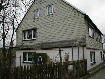 Einfamilienhaus mit Einliegerwohnung in Zwönitz zu verkaufen
