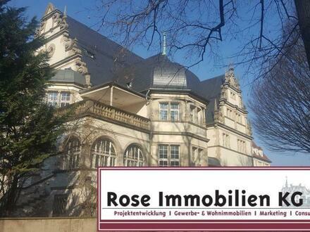 ROSE IMMOBILIEN KG: Imposante Büroflächen in ehemaligem Regierungsgebäude!