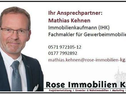 ROSE IMMOBILIEN KG: Schulungsräume und Büros in Stadthagen zu vermieten!