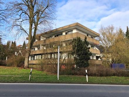 Große Erdgeschoss-Wohnung am Obernberg!