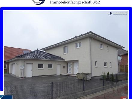 geräumige 4 Zimmer-Erdgeschosswhg. mit Garagenstellplatz in Westerstede!