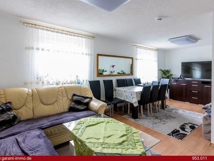 Schicke Wohnung für die größere Familie in Maggi-/Alu-/Fischernähe