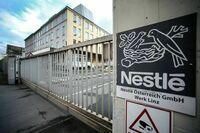 Nestle: Aus für Standort Linz