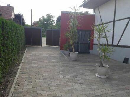 Büro, Praxis oder Studio mit Terrasse in ruhiger Lage