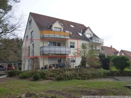 Gepflegte Eigentumswohnung in Halle - Künsebeck