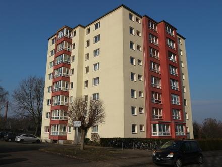 Minden-Dankersen - gemütliche Wohnung mit Südbalkon und genialer Fernsicht!
