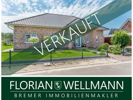 Wilstedt | Individuell gestaltetes, neuwertiges Einfamilienhaus mit enormen Platzangebot